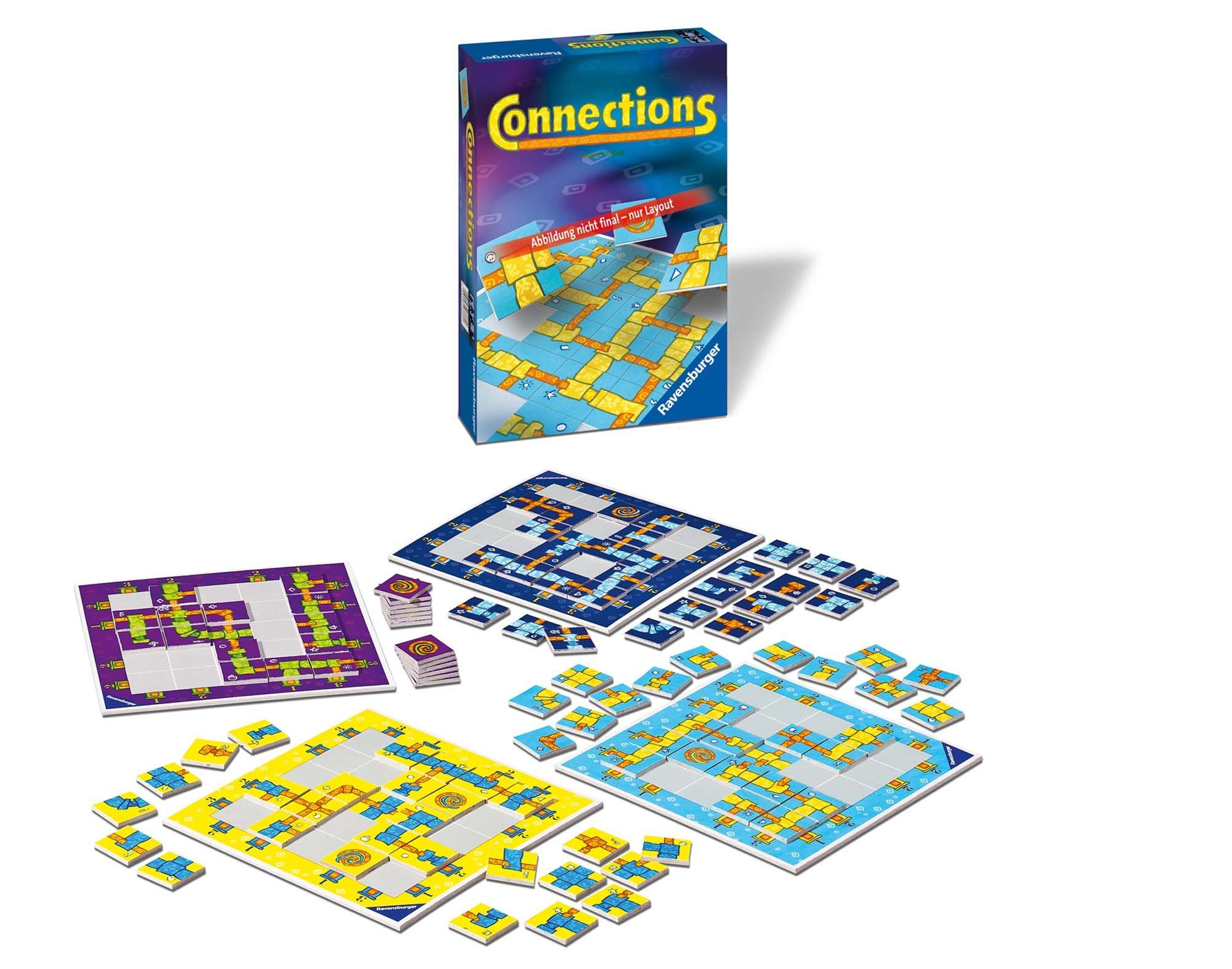 Connections Family Game