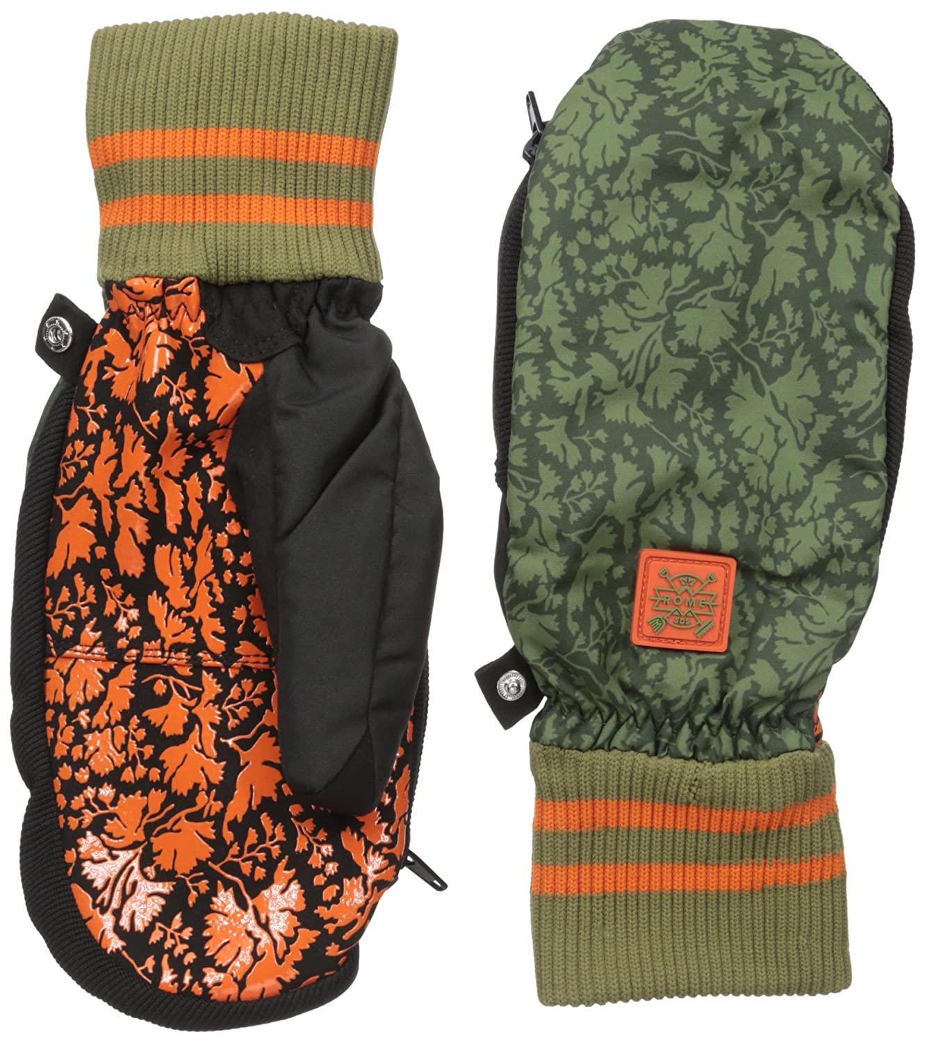Rome Snowboards Men's Authentic Mittens