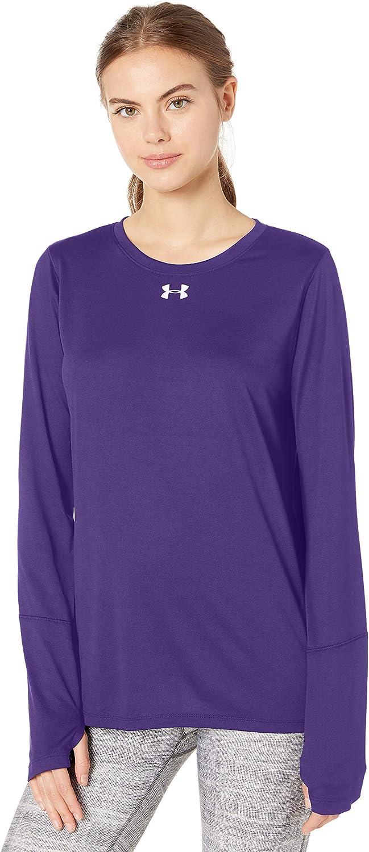 Under Armour Women's Locker Long-Sleeve T-Shirt