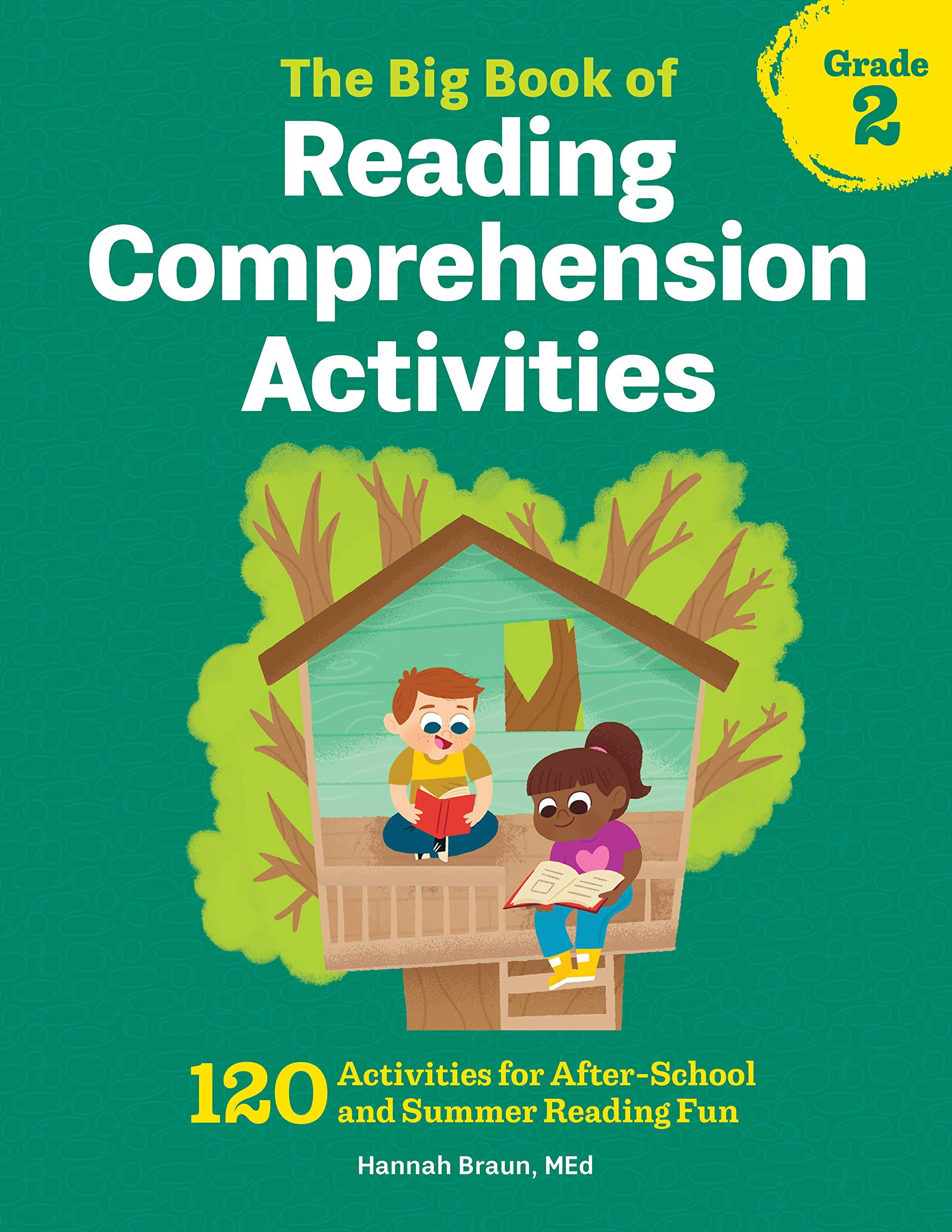 Book Reading Comprehension Activities Grade product image