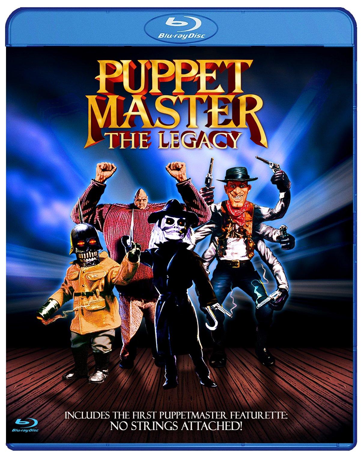 Blu-ray : Puppet Master: The Legacy (Blu-ray)