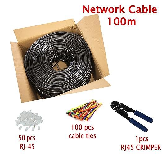 74 opinioni per Multi-Cables Esterni CAT5E 100m,