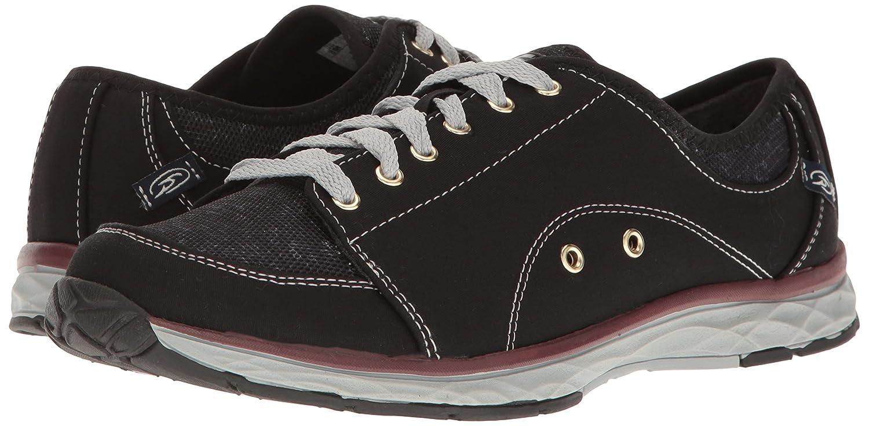 Dr. Scholl's Women's Anna Fashion Sneaker B01MUWNFZY 6.5 B(M) US Black Twill/Fabric