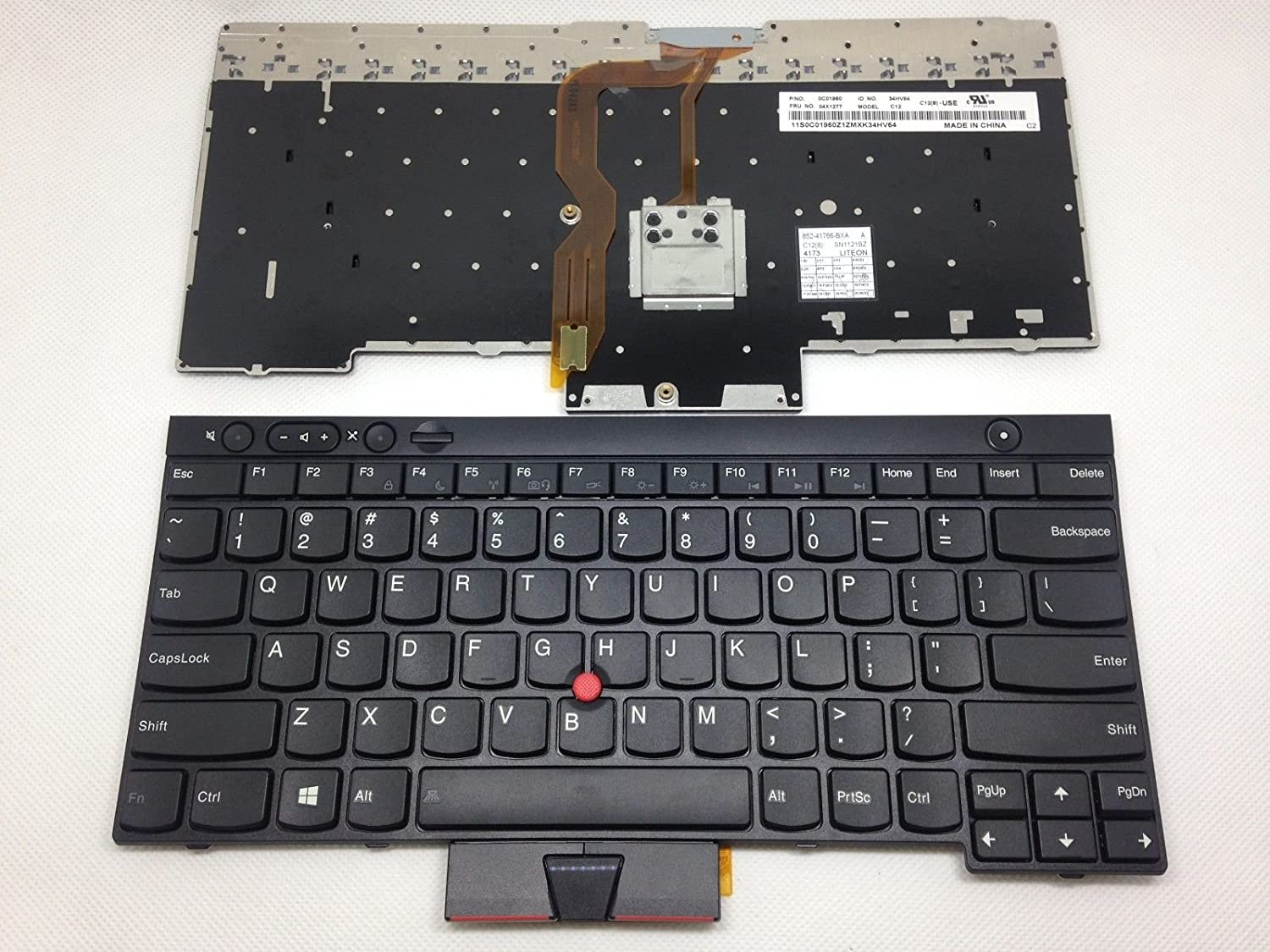 US Layout Replacement Keyboard for Lenovo Thinkpad E31 L430 L530