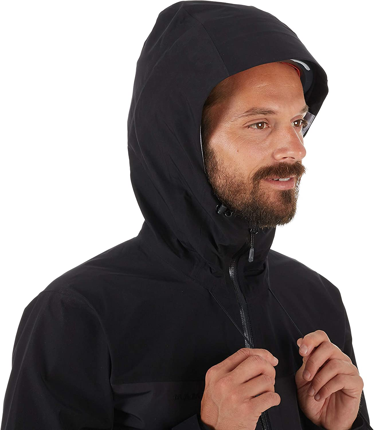 Hombre Mammut Crater HS Hooded Anorak