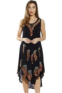 e1f1730f4b93 Riviera Sun 21517XX American Flag Dress USA Plus Size Summer Dresses ...