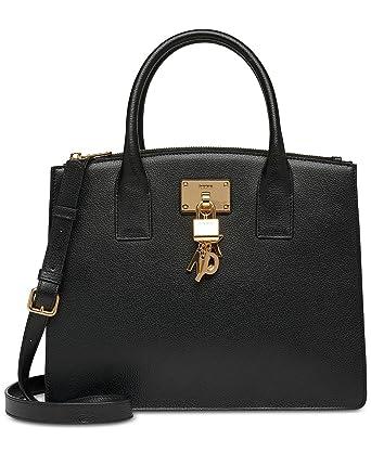 a896151407a70 DKNY Elissa Handtasche schwarz  Amazon.de  Bekleidung