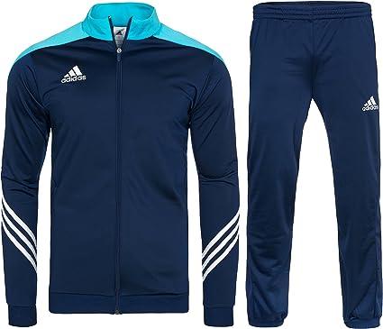 acquisition style de mode jogging adidas bleu marine homme