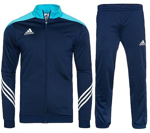 81 opinioni per Adidas Sere14 Pes Suit Tuta da Ginnastica