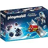 Playmobil - 6197 - Satellite avec laser et météorite