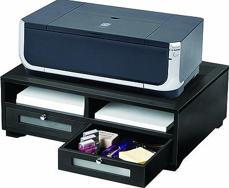 Amazon.com: Victor Wood 1130 - Soporte para impresora, Negro ...