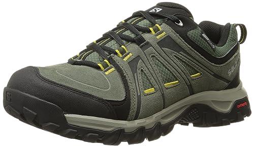 Salomon Evasion CS WP 378371, Botas de Senderismo - 48 EU: Amazon.es: Zapatos y complementos