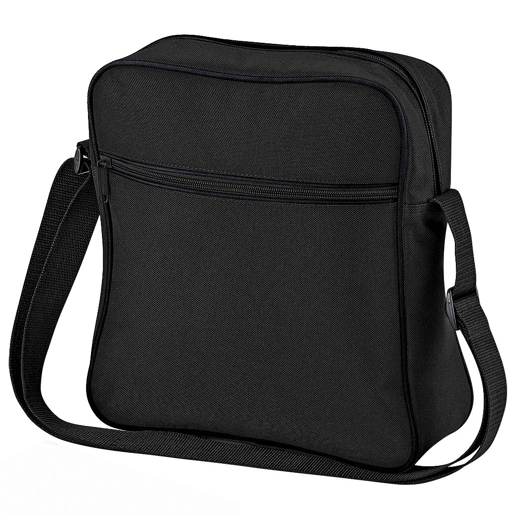7 Liters Bagbase Retro Flight//Travel Bag