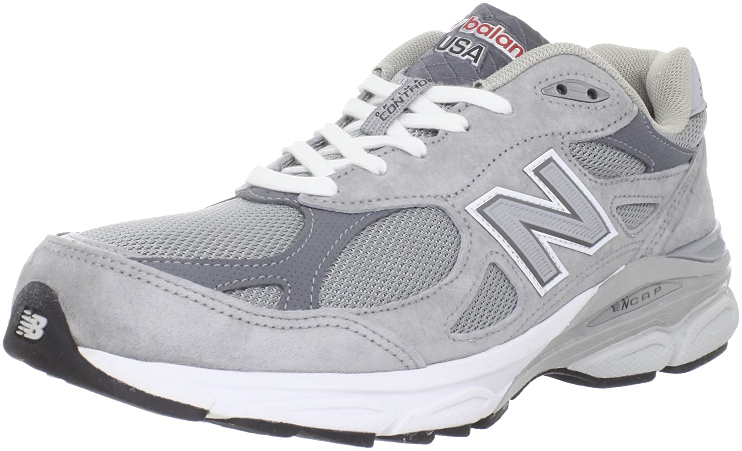New Balance Women's 990V3 Running Shoe B005P1Z342 6 2A US|Grey