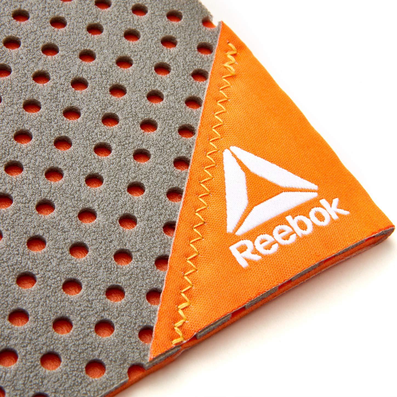 Reebok Fitness Mesh Yogamatte Stärke 5 mm orange RAMT-13014Or