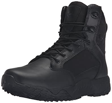 Amazon.com  Under Armour Women s Stellar Military and Tactical Boot ... a4d521110e