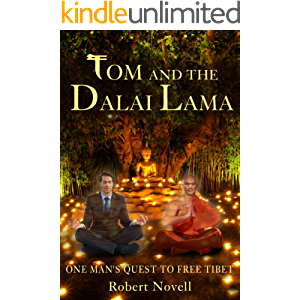 Tom and the Dalai Lama: One man's quest to free Tibet