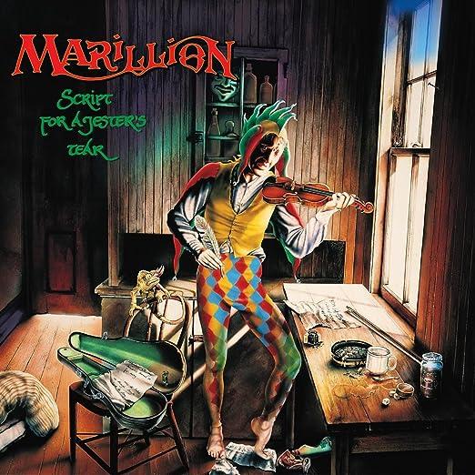 Album Print Lyrics Gift Framed Original Art Marillion Poster Greatest Hits