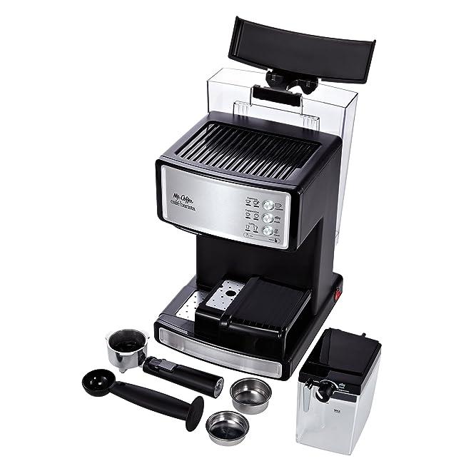 Mr. Coffee Café Barista Espresso and Cappuccino Maker Review