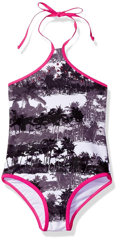 Big Chill Girls Palm Tree Stamp Print