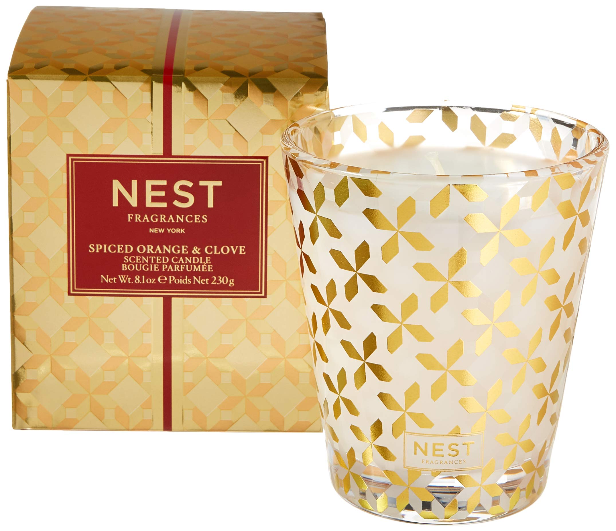 NEST Fragrances Spiced Orange & Clove Classic Candle by NEST Fragrances