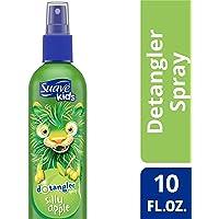 Suave Kids Detangler Spray, Apple 10 oz (Pack of 6)