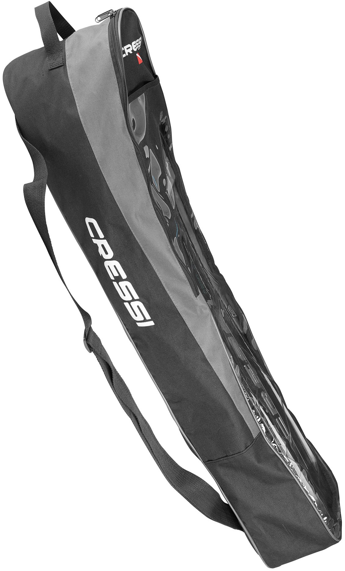 Long Fins Set Bag - Freediving Scuba Gear Bag made in Premium Material by Cressi: quality since 1946 by Cressi