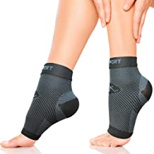 Plantar Fasciitis Socks for Men and Women - Foot Compression Sleeves for Arch Pain - Heel Spur - Achilles Tendon Pain - Foot Sweling by PURE SUPPORT