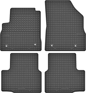 Motohobby Gummimatten Gummi Fußmatten Satz Für Opel Astra K Ab 2015 Passgenau Auto