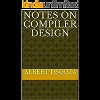 Notes on compiler design