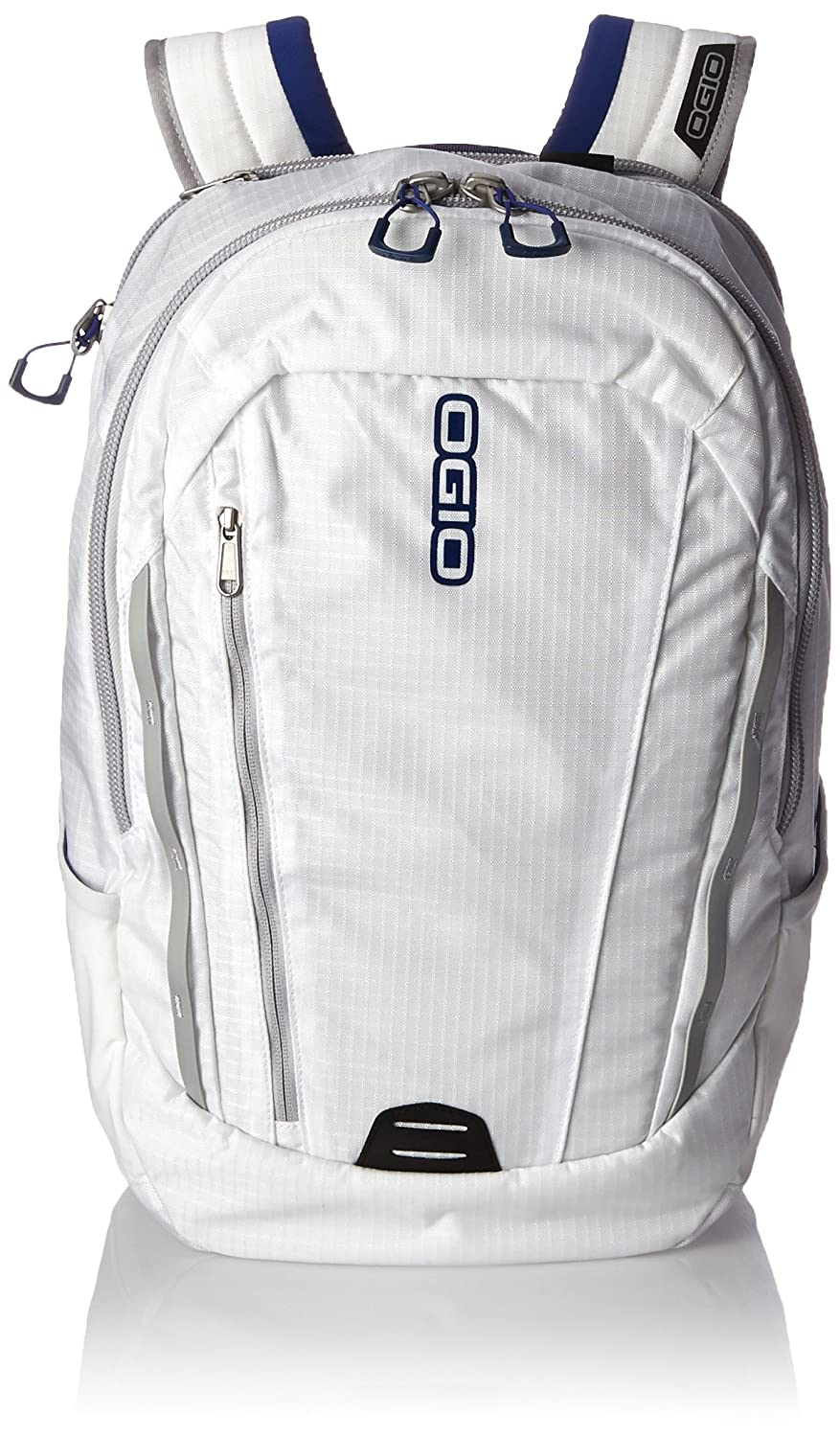 Ogio Lifestyle 2015 Apollo 15 White/Navy Mochila Tipo Casual, 30 litros: Amazon.es: Zapatos y complementos