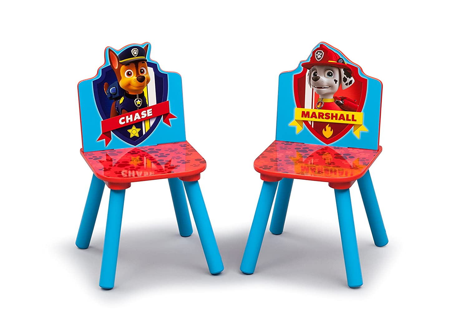 Amazon.com Delta Children Table and Chair Set with Storage Nick Jr. PAW Patrol Baby  sc 1 st  Amazon.com & Amazon.com: Delta Children Table and Chair Set with Storage Nick Jr ...