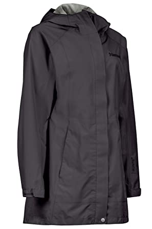 Amazon.com: Marmot Essential Chaqueta impermeable ligera ...