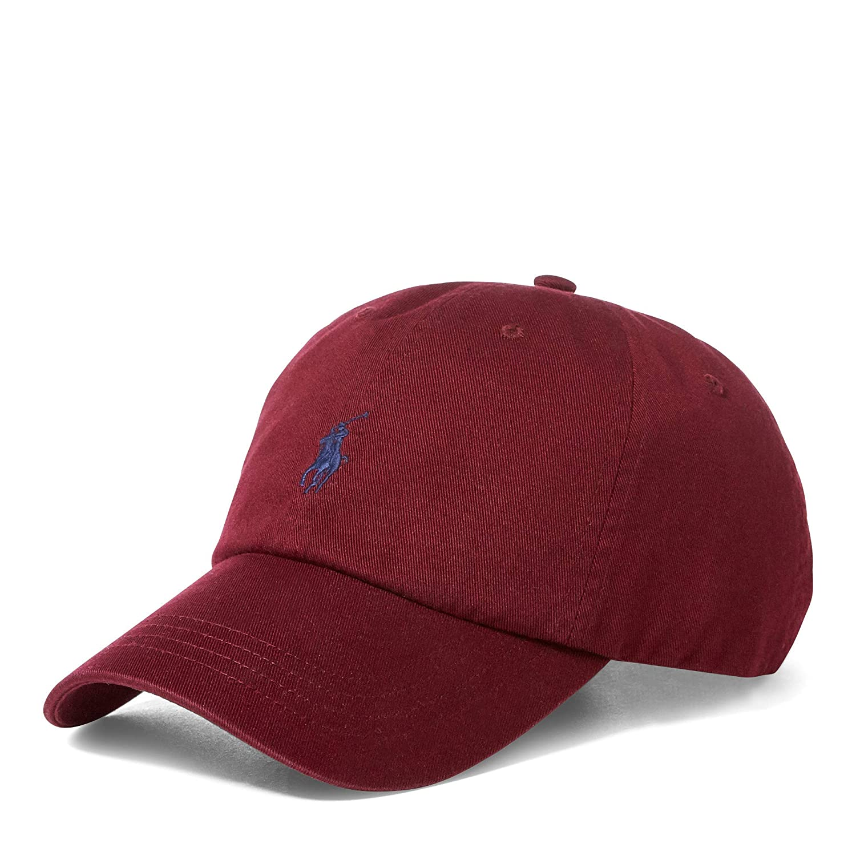 Ralph Lauren - Gorra de béisbol - para Hombre Rojo Rojo Talla ...