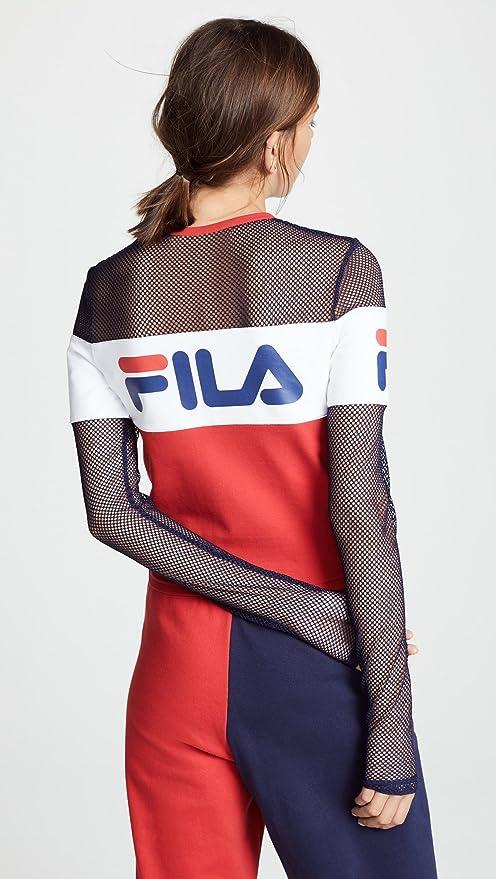 Fila Women s Tara Crop Top 15f560fe5