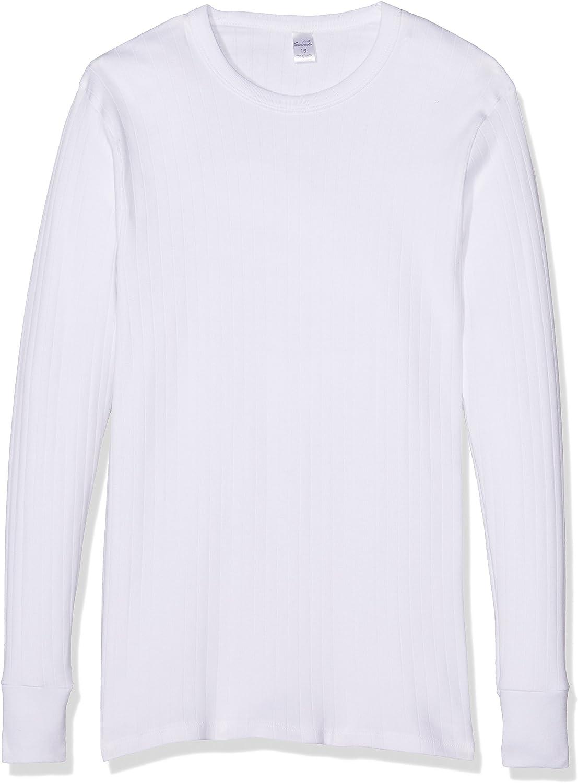 Abanderado Camiseta M/L Niã±o Algodon Inv Manga Larga para Niños