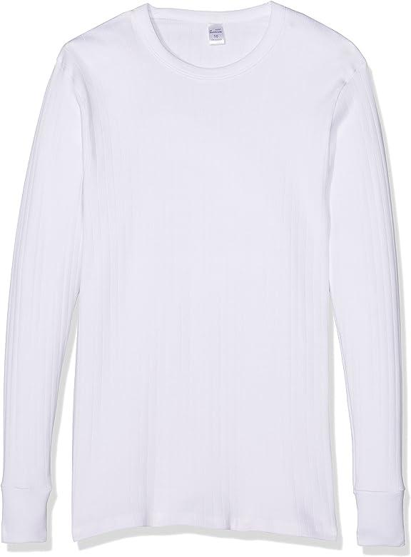 ABANDERADO Junior Algodón de Invierno Camiseta manga larga para ...