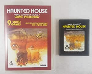Haunted House Sears Telegames Atari 2600