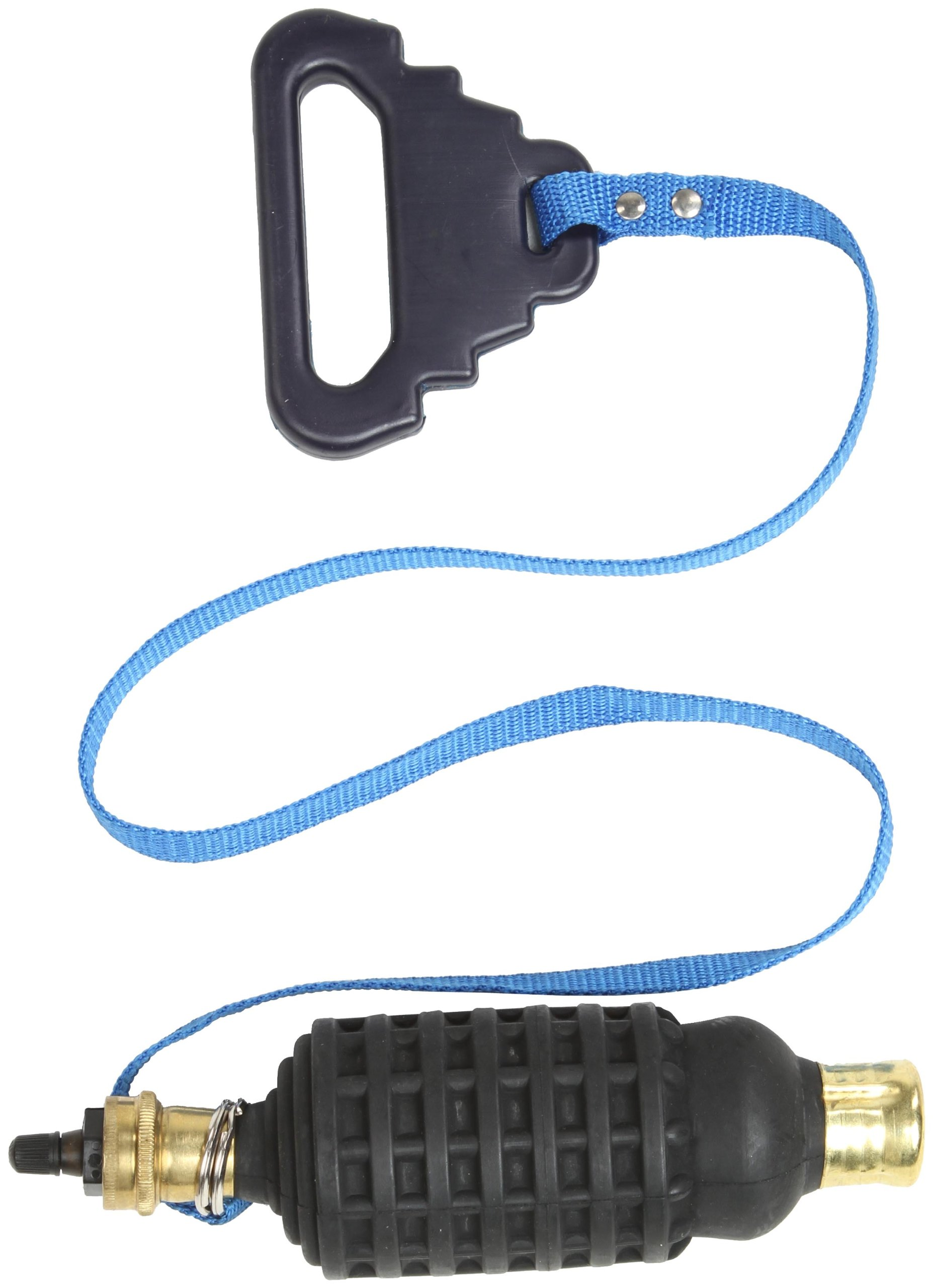G.T. Water Products, Inc. TP34 Safe-T-Seal Test Plug, Waffle Body, Fits 3-Inch to 4-Inch Pipes
