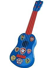 PAW PATROL La Patrulla Canina: Guitarra de Juguete