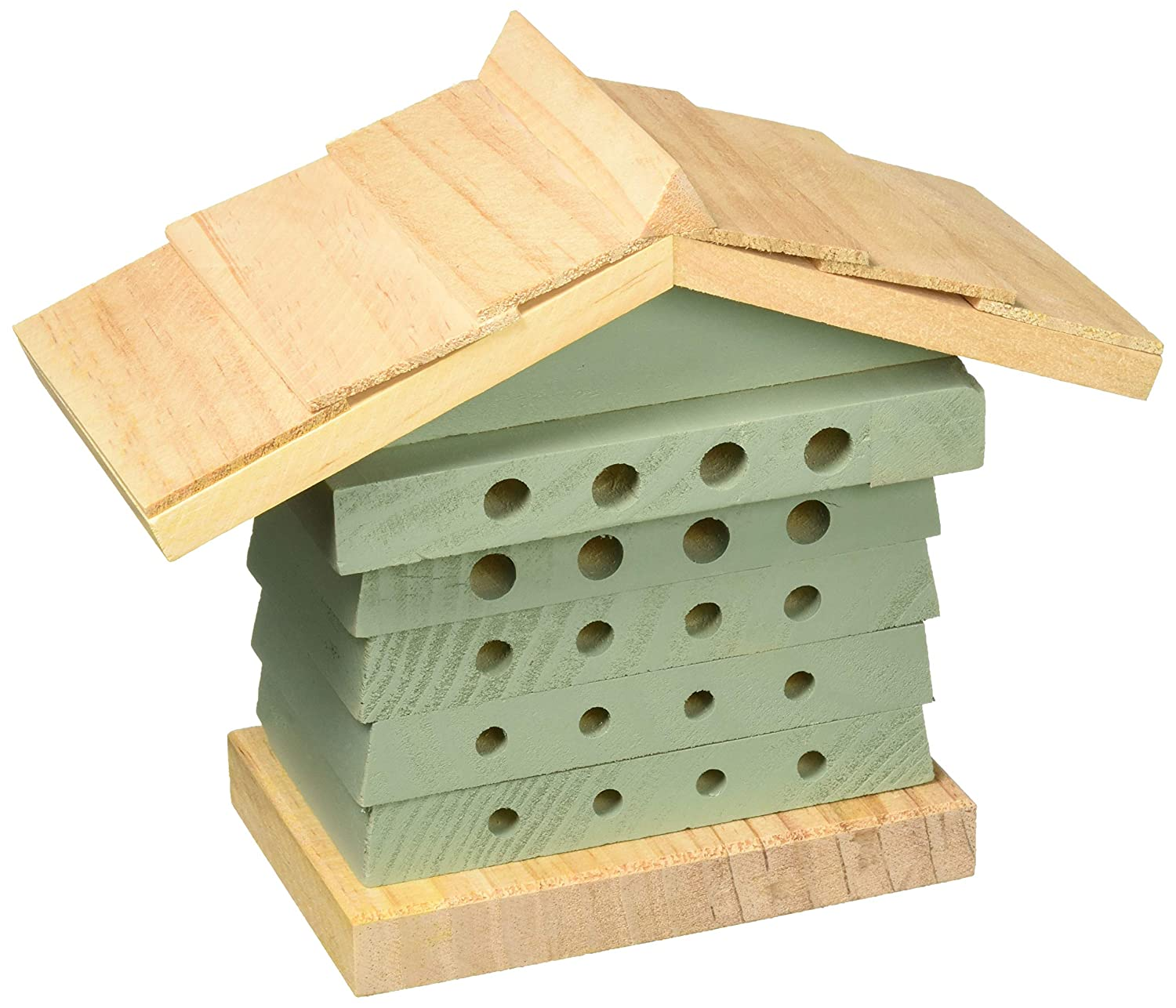 Wildlife WorldBee Hyve for Mason Bees, Leafcutter Bees and Orchard Bees BEVSB