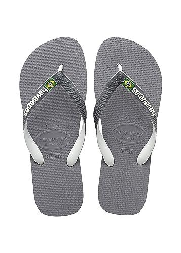 c5e3e44d20b4e1 Havaianas Unisex Adults  Brasil Mix Flip Flop