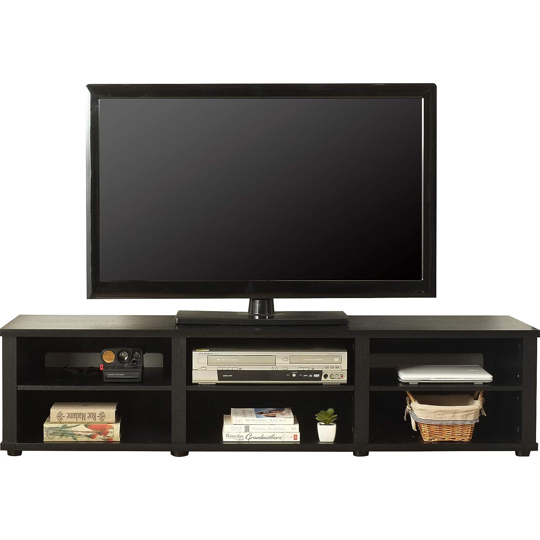 家具の赤や テレビ台 幅150cm オープンラック 背面 コードスリット シンプル ローボード B07Q22J2TP