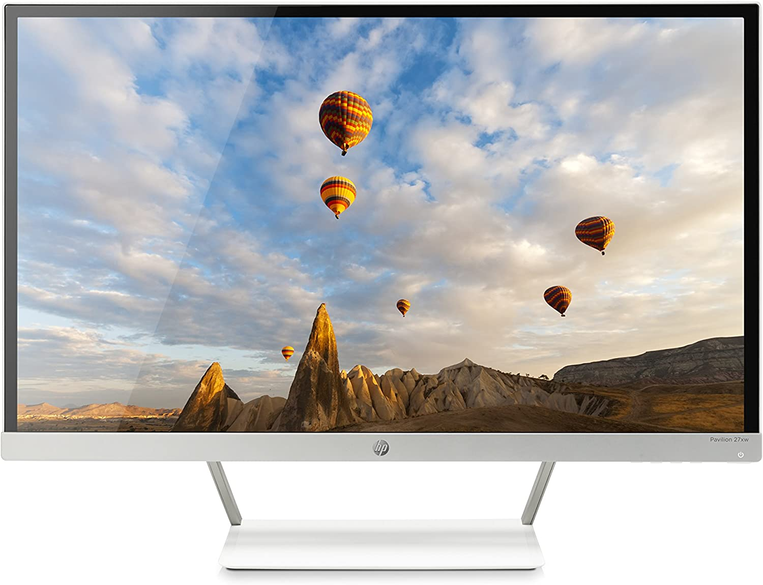 (Discontinued) HP Pavilion 27xw 27-in IPS LED Backlit Monitor