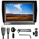 Neewer NW-760 Field Monitor Ultra-thin 7 inches IPS Screen 1080P Full HD 1920x1200 support 4k input HDMI with Histogram, Focus Assist, Overexposure Prompting for DSLR Camera (Battery not included)