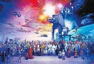 Star Wars - You were The Chosen One - 2000 Piece Jigsaw Puzzle