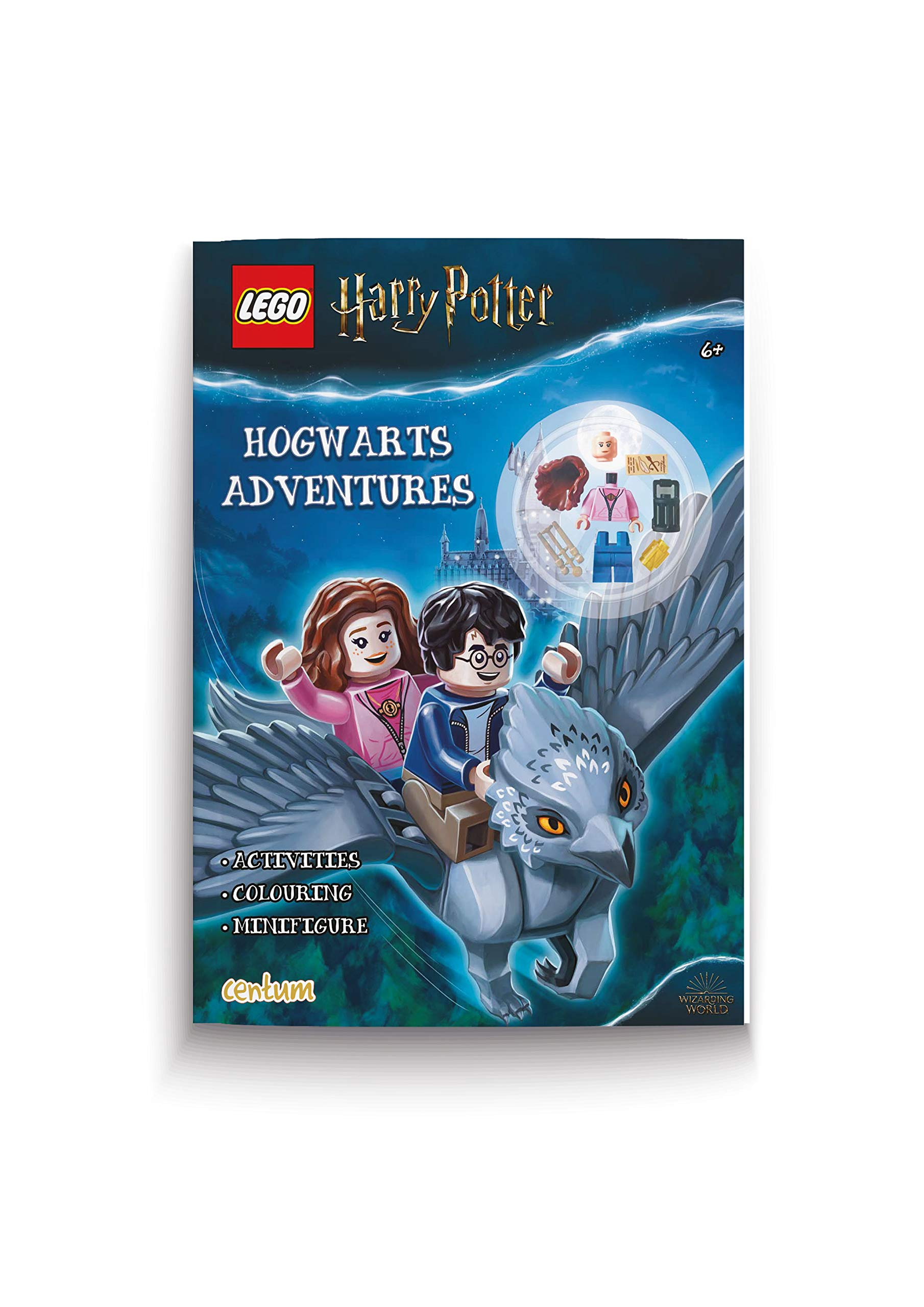 LEGO Harry Potter Hogwarts Adventures Lego Mini Figure ...