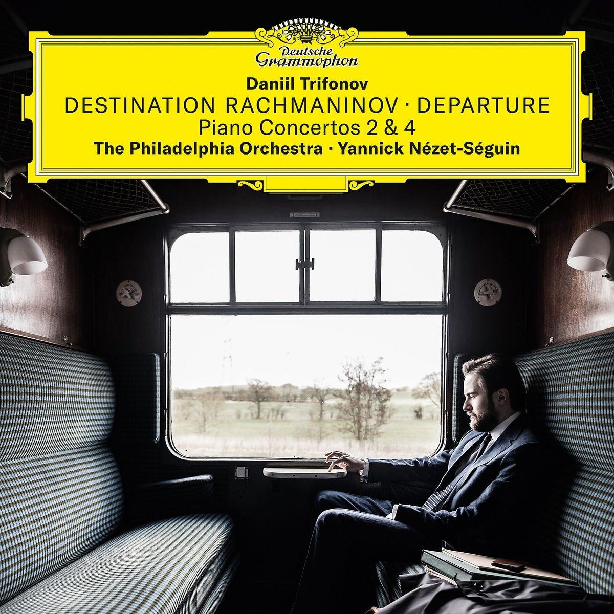 CD : Daniil Trifonov - Destination Rachmaninov - Departure