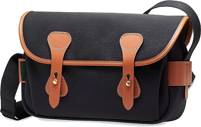 Billingham S3 Camera Bag Khaki Canvas//Tan Leather