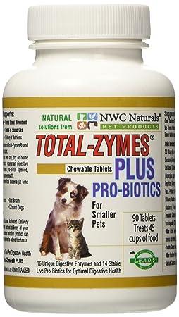NWC Naturals total de zymes Plus - 90 Pastillas (1 Tablette tratadas ...